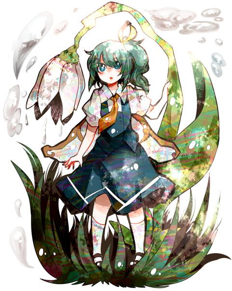 大妖精と花-50