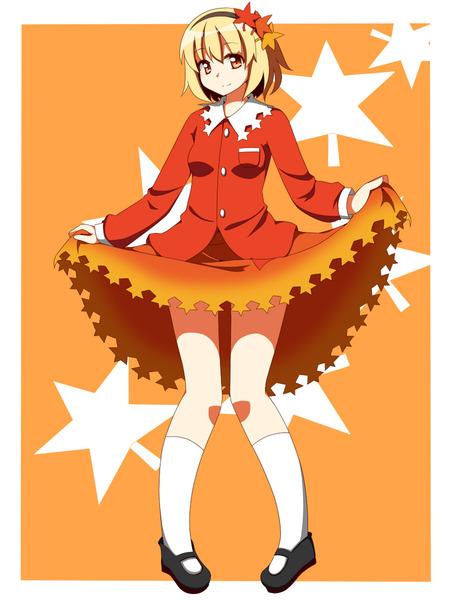 秋静葉スカート-10