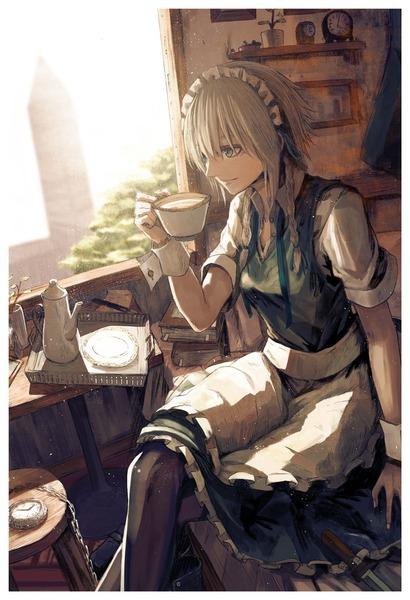 十六夜咲夜と紅茶-32