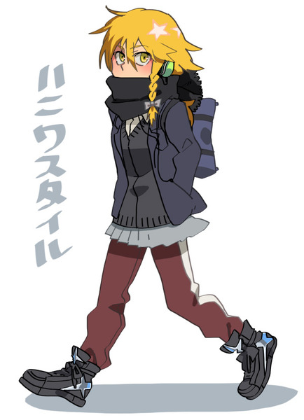 霧雨魔理沙制服-50