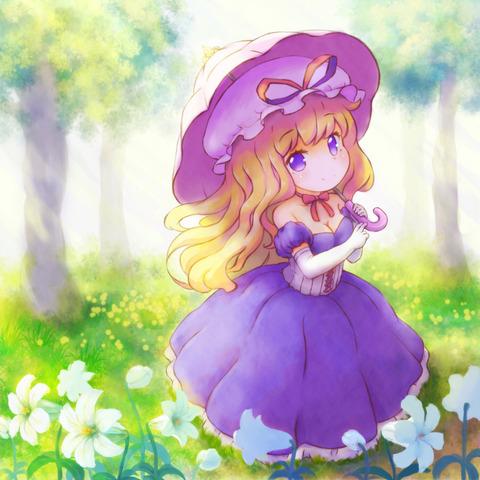 八雲紫幼女-03