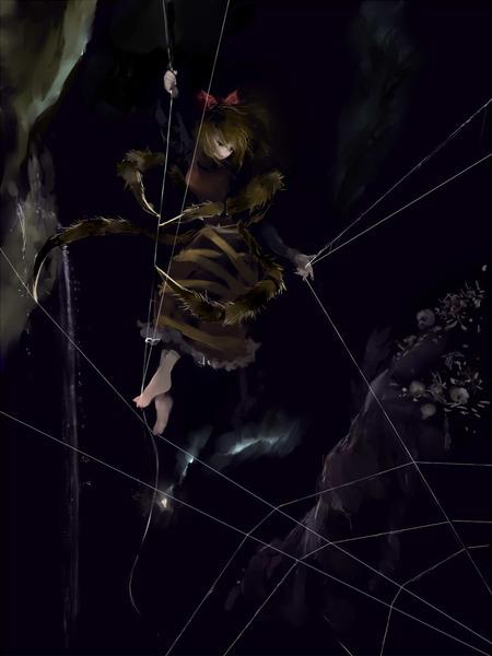 黒谷ヤマメ蜘蛛-30