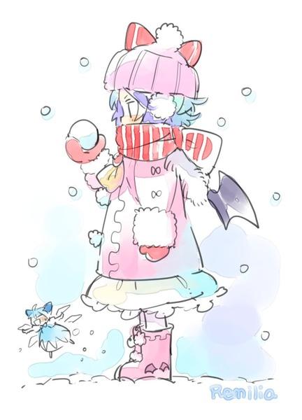 レミリア冬服-20