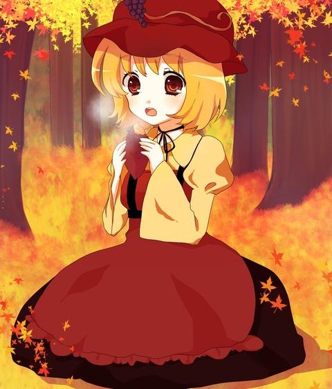 秋穣子と秋-32