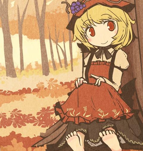 秋穣子と秋-45