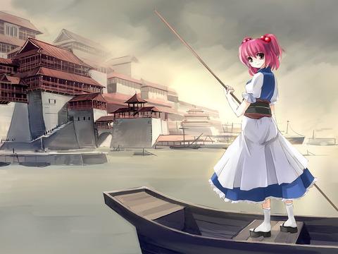 小町と船-09