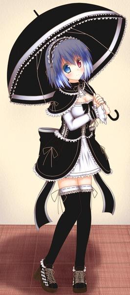 多々良小傘衣装チェンジ-13