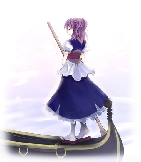 小町と船-14