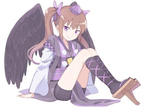 姫海棠はたて翼-30