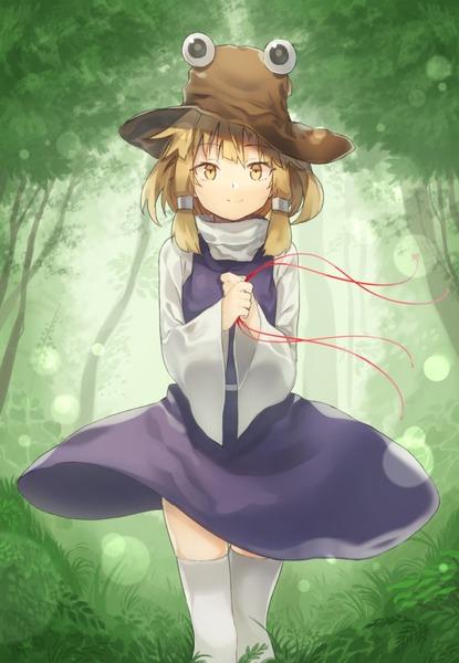 洩矢諏訪子と森-17