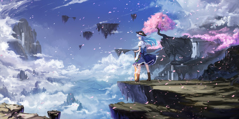天子と空と雲-34