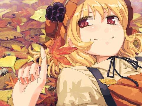 秋穣子と秋-34