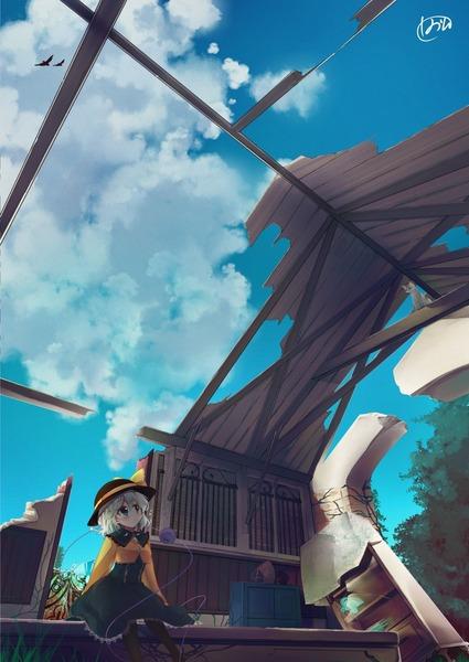 東方空と雲-54