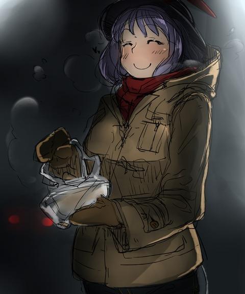 永江衣玖別衣装-41