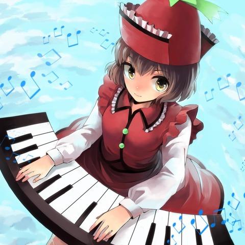 リリカとキーボード-13