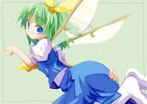 大妖精とホワイトソックス-33