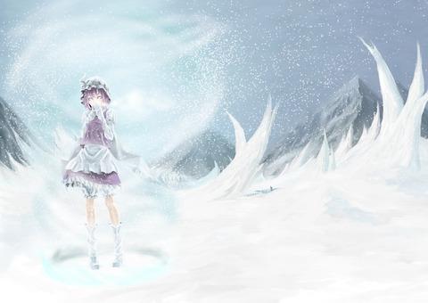 レティと雪-30