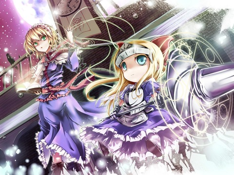 アリスと魔法陣-25