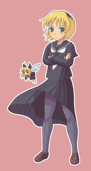 アリス制服-14