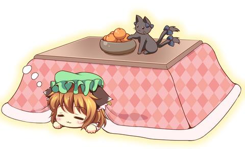 橙寝る-21