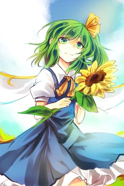 大妖精と花-05
