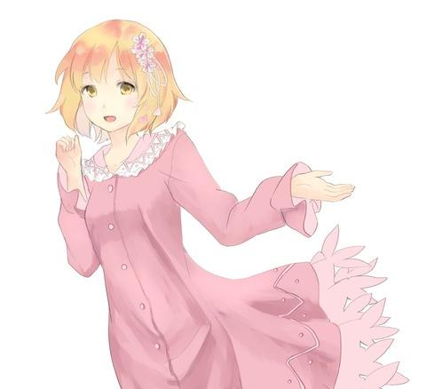 秋静葉衣装チェンジ-16