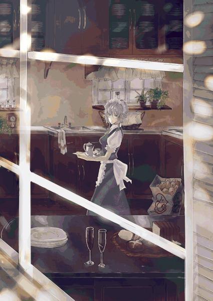 十六夜咲夜と紅茶-17
