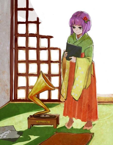 稗田阿求と和室-22