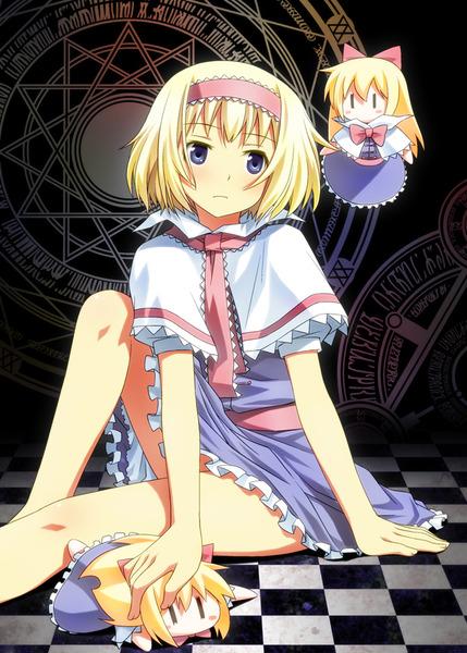 アリスと魔法陣-32