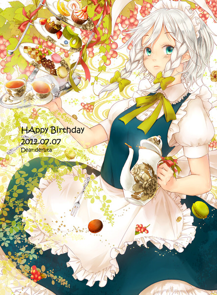 十六夜咲夜と紅茶-09