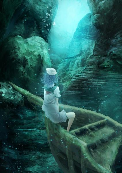 村紗水蜜と水中-17