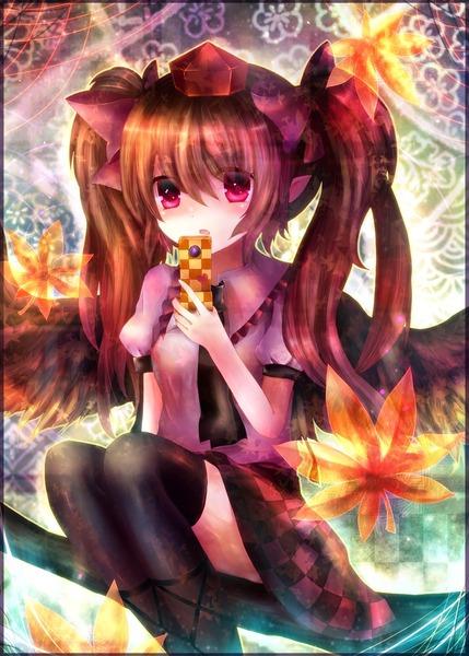 姫海棠はたて翼-05