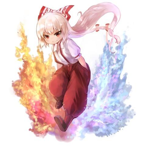 藤原妹紅ポケット-46