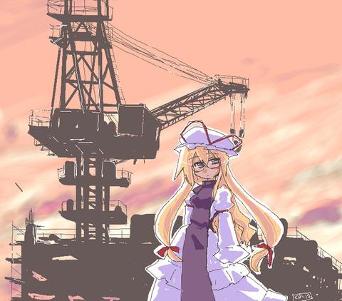 八雲紫眼鏡-26