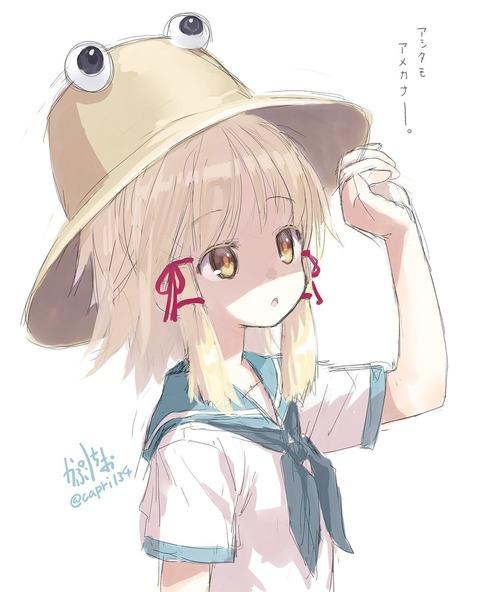 諏訪子別衣装-26