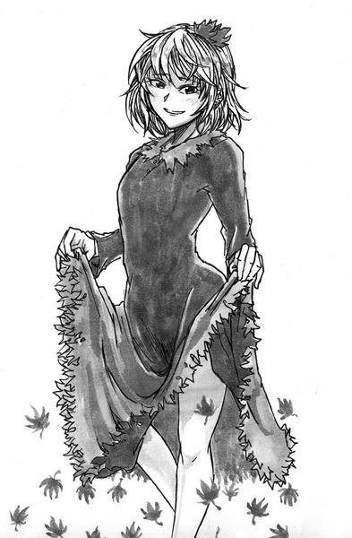 秋静葉スカート-35