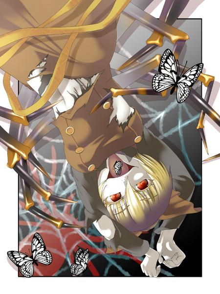 黒谷ヤマメ蜘蛛-22