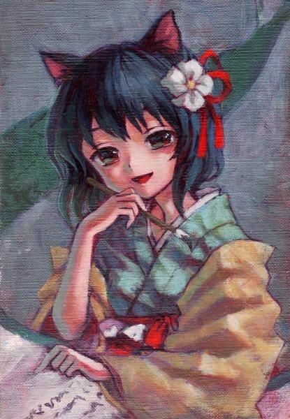 稗田阿求と和室-09