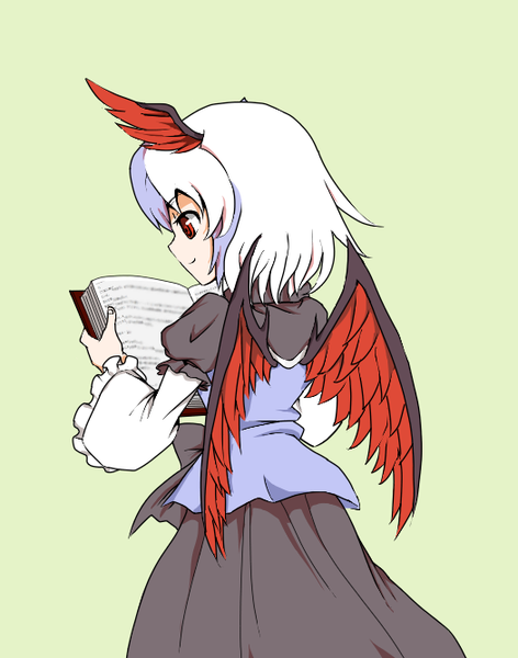 朱鷺子と本-41