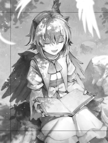 朱鷺子と本-12