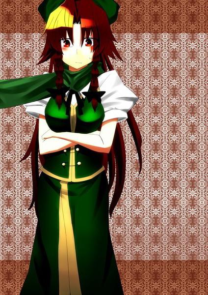 紅美鈴冬服-08