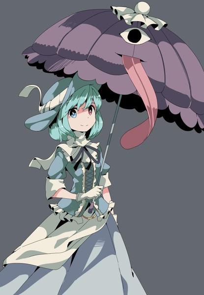 多々良小傘衣装チェンジ-47