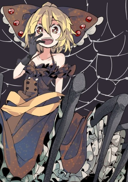 黒谷ヤマメ蜘蛛-44