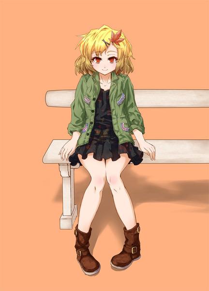 秋静葉衣装チェンジ-48