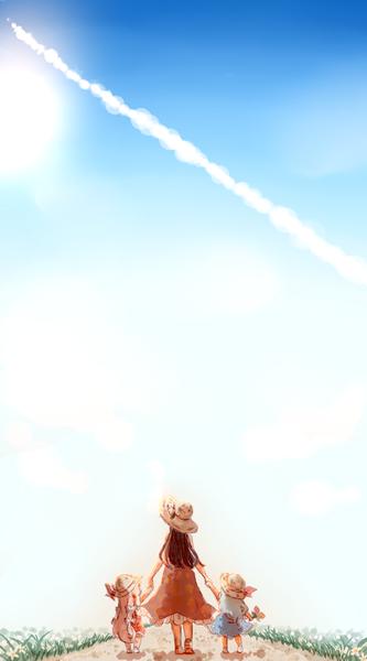 東方空と雲-16