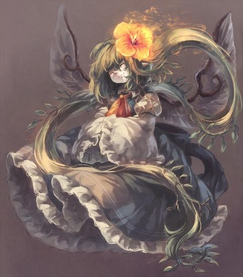 大妖精と花-24