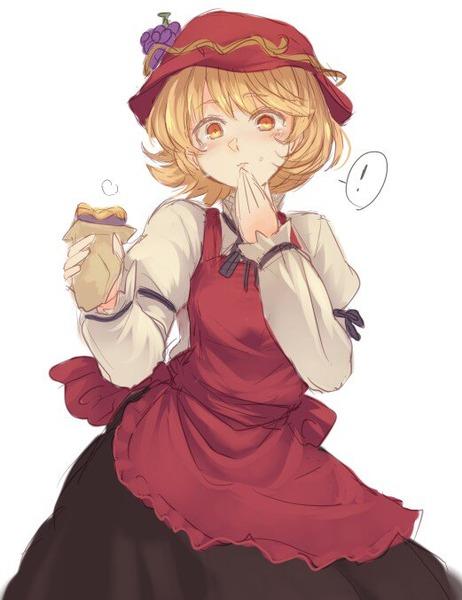 秋穣子と食べ物-44