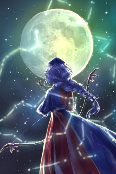八意永琳と月-14