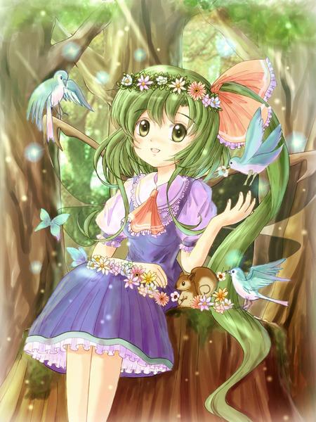 大妖精と花-04