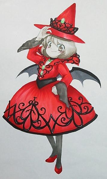 リリカ別衣装-27